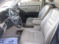 Picture of 2002 Toyota Highlander Limited V6, interior