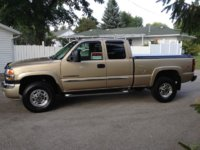 Picture of 2007 GMC Sierra 2500HD Classic 2 Dr SLT Extended Cab 4WD, exterior