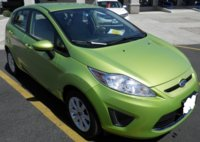 Picture of 2012 Ford Fiesta SE Hatchback, exterior, gallery_worthy