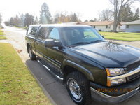 Picture of 2003 Chevrolet Silverado 1500HD LT Crew Cab Short Bed 4WD, exterior