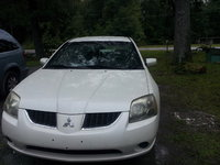Picture of 2006 Mitsubishi Galant SE, exterior