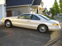 1995 Lincoln Mark VIII Overview