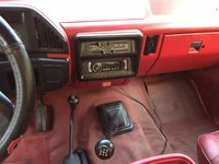 Picture of 1988 Ford Bronco STD 4WD, interior, gallery_worthy