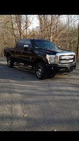 Picture of 2013 Ford F-350 Super Duty Platinum Crew Cab 6.8 ft Bed 4WD, exterior