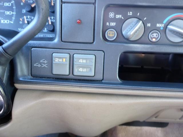 1997 Chevrolet Tahoe Interior Pictures Cargurus