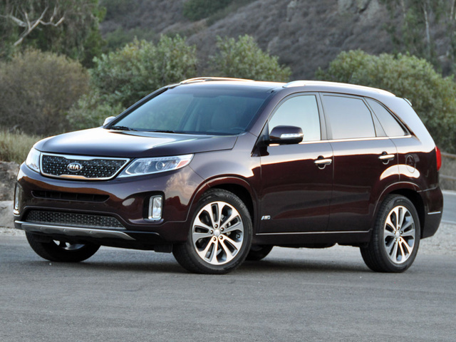 2015 Kia Sorento Test Drive Review