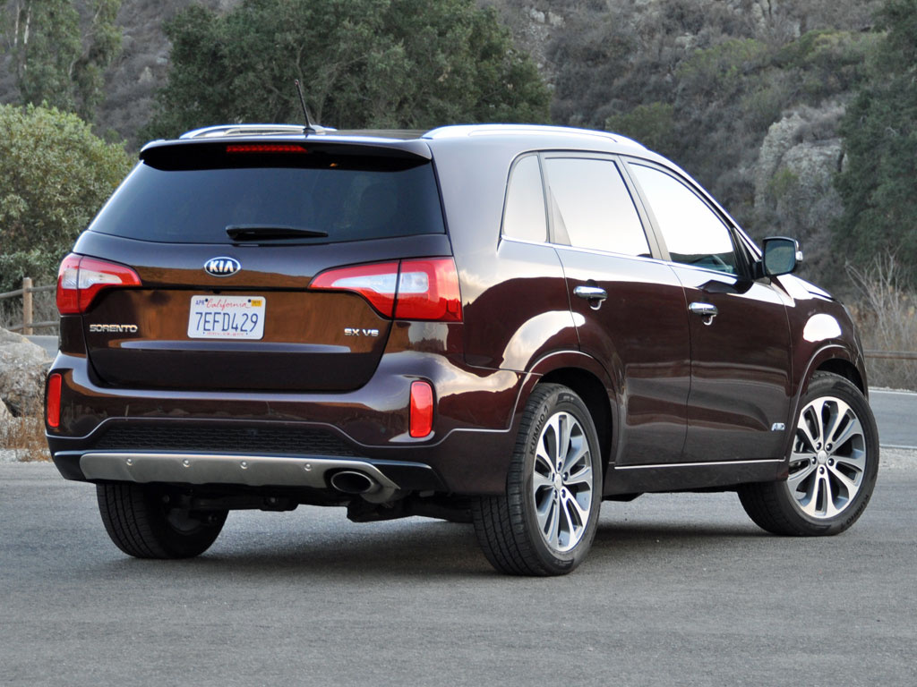 2015 kia sorento test drive review cargurus. Black Bedroom Furniture Sets. Home Design Ideas