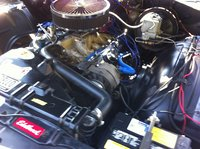 Picture of 1976 Oldsmobile Cutlass Supreme, engine