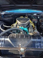 Picture of 1966 Buick Wildcat, engine