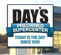 Day's Preowned logo