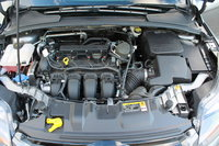 2014 Ford Focus, The engine compartment, engine