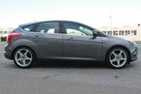 2014 Ford Focus, Profile, exterior
