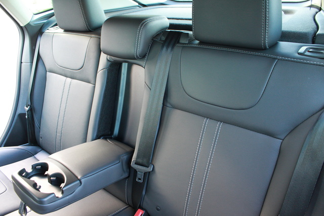 2014 Ford Focus, Back seats, interior, gallery_worthy