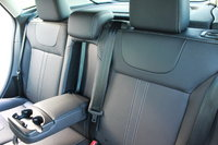 2014 Ford Focus, Back seats, interior
