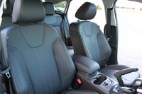 2014 Ford Focus, Front seats, interior