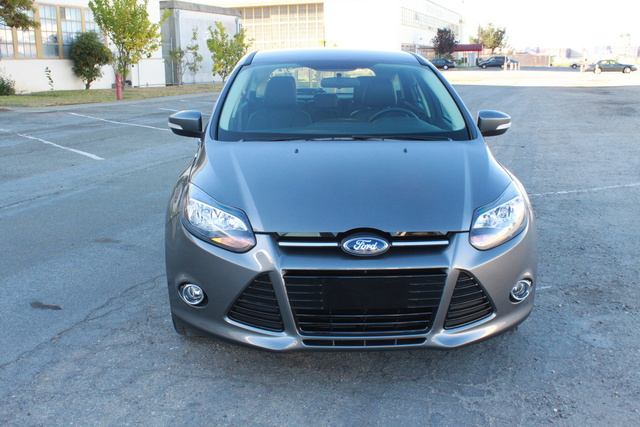 2014 Ford Focus, Head on, exterior, gallery_worthy