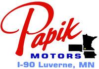 Papik Motors, Inc. logo