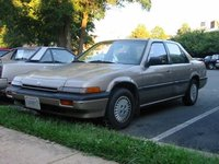 1989 Honda Accord LX, Not mine but very similiar, exterior