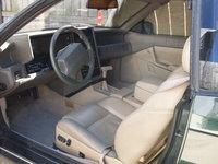 Picture of 1993 Cadillac Allante Base Convertible, interior