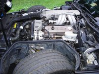 Picture of 1988 Chevrolet Corvette Coupe, engine