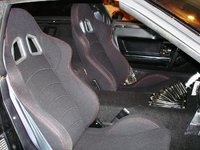 Picture of 1988 Chevrolet Corvette Coupe, interior