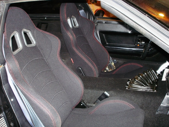 Picture of 1988 Chevrolet Corvette Coupe RWD, interior, gallery_worthy