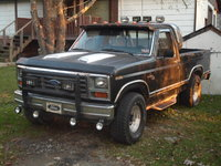 1981 Ford F-150 Picture Gallery