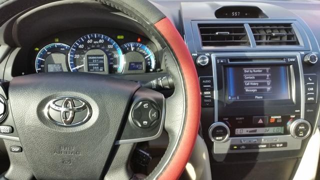 2014 Toyota Camry Pictures Cargurus