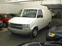 2005 Chevrolet Astro Cargo Van Overview