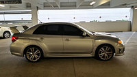 Picture of 2012 Subaru Impreza WRX STi Turbo AWD, exterior
