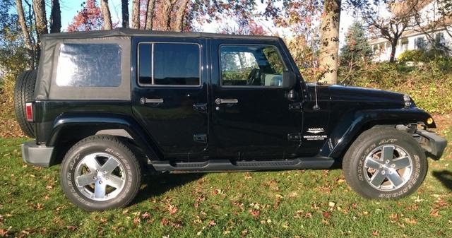 2009 jeep wrangler unlimited pictures cargurus. Black Bedroom Furniture Sets. Home Design Ideas