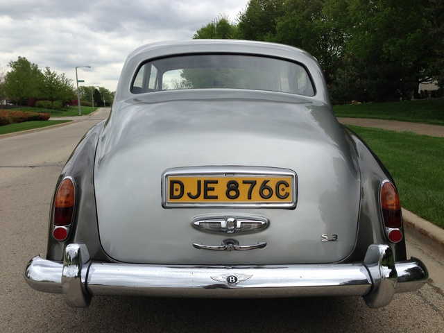 Picture of 1965 Bentley S3 Base