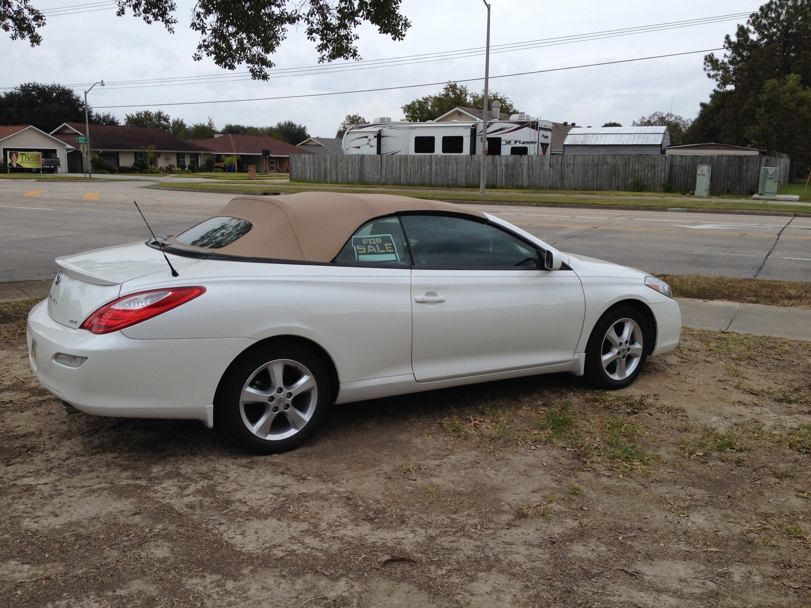 2008 Toyota Camry Solara Sle Convertible For Sale Cargurus Autos Post