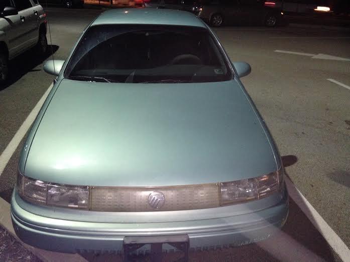 Picture of 1995 Mercury Sable 4 Dr LS Sedan, exterior