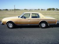 1977 Chevrolet Caprice Overview