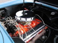 Picture of 1955 Chevrolet Corvette Convertible Roadster, engine