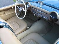 Picture of 1955 Chevrolet Corvette Convertible Roadster, interior