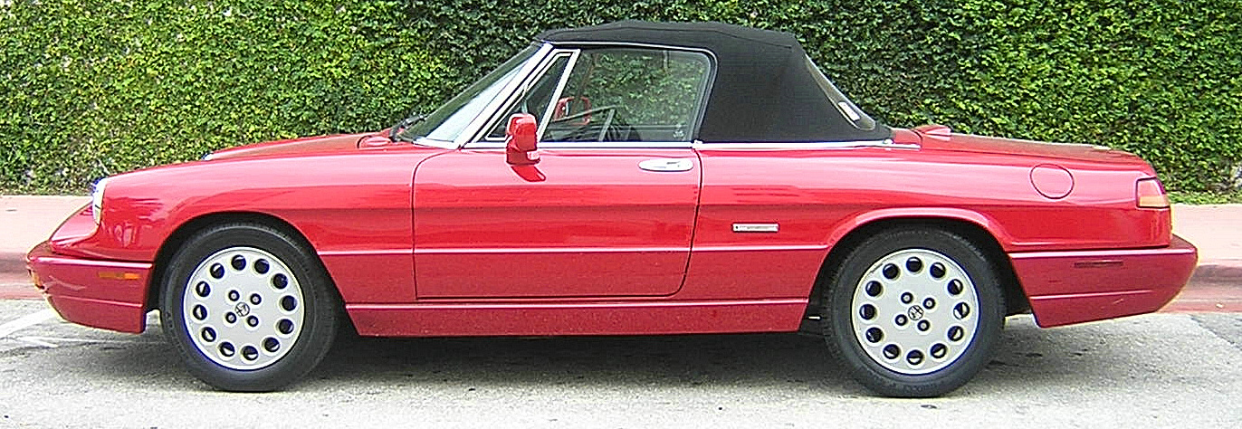 Picture of 1993 Alfa Romeo Spider