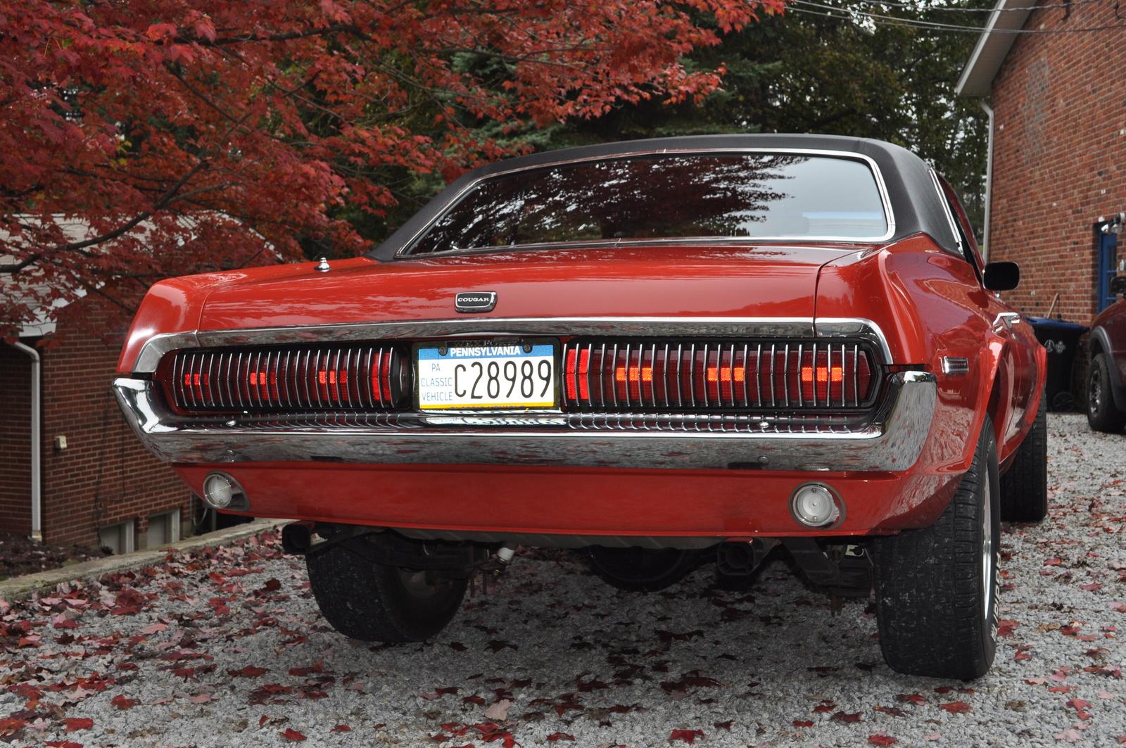 Picture of 1967 Mercury Cougar