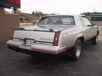 1984 Oldsmobile Cutlass Ciera Overview