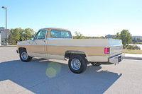 1977 Chevrolet C/K 10 Overview