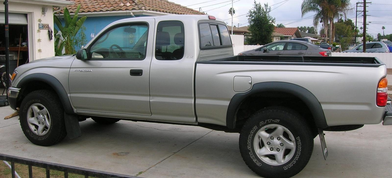 2004 Toyota Tacoma Overview Cargurus