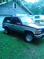 Picture of 1993 GMC Yukon, exterior