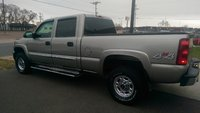 Picture of 2003 GMC Sierra 2500HD SLE Crew Cab SB HD, exterior, gallery_worthy