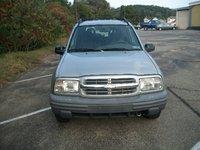 Picture of 2002 Chevrolet Tracker 4-Door 4WD, exterior, gallery_worthy