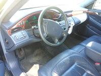 Picture of 2001 Cadillac DeVille Base, interior