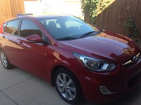 Picture of 2013 Hyundai Accent SE Hatchback, exterior