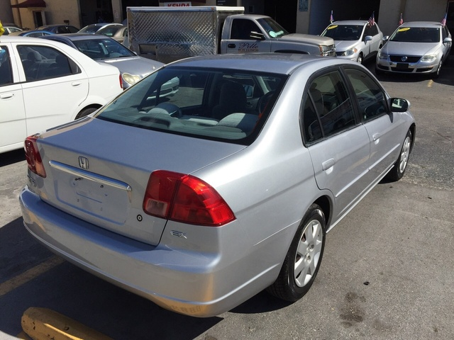 Picture of 2002 Honda Civic