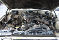 Picture of 1987 Toyota Land Cruiser 4WD, engine