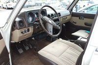 Picture of 1987 Toyota Land Cruiser 4WD, interior